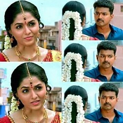 Sunaina talks about her working experience with Vijay