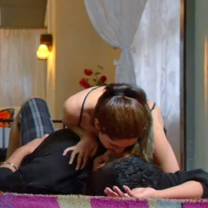 Sundar C's Iruttu teaser directed by VZ Dhorai ft Sai Dhansika