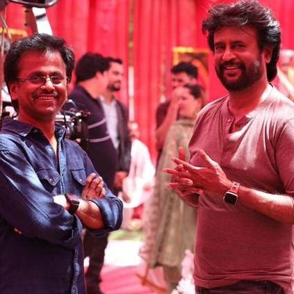Superstar Rajinikanth and AR Murugadoss' Darbar to feature Thengai Srinivasan's grandson Adithya