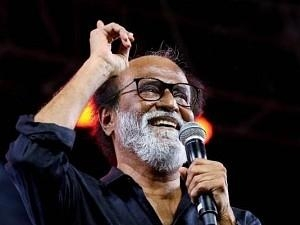 Throwback: When Superstar Rajinikanth ended his fast against the Cauvery issue by taking a sip of juice!