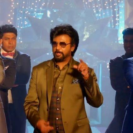 Superstar Rajinikanth's Darbar song Chumma Kizhi video song promo here
