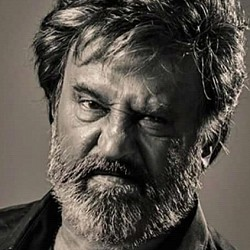 Superstar Rajinikanth's Kaala second look poster release