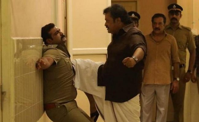 Suresh Gopi's KAAVAL Mass TRAILER will set your screens on fire