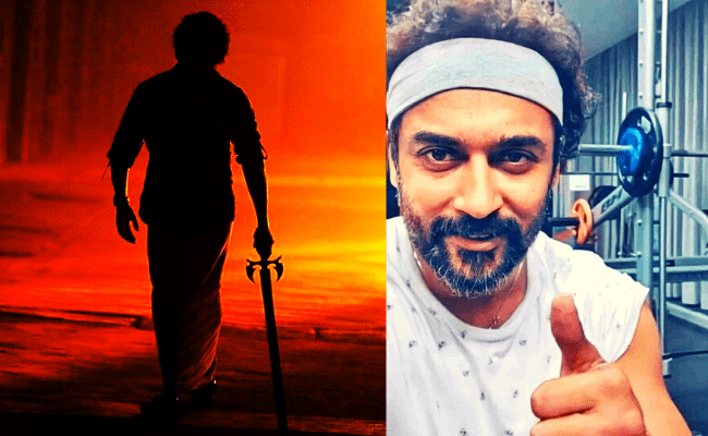 Suriya 40 director's mass update about title announcement makes fans super-excited ft Pandiraj