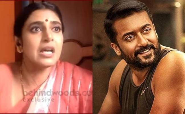 Suriya loss is more Kasturi weighs in on the OTT situation