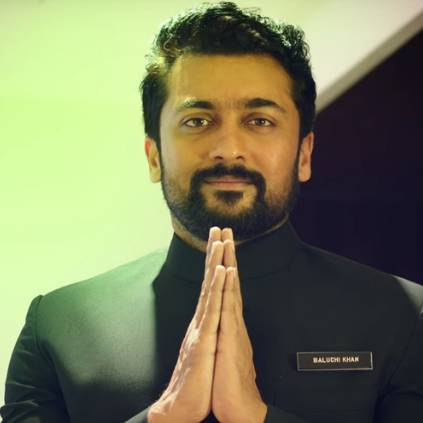 Suriya posts a tweet thanking his fans and audiences on the day of NGK's release