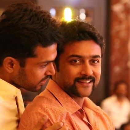 Suriya tweets about KadaiKutty Singam