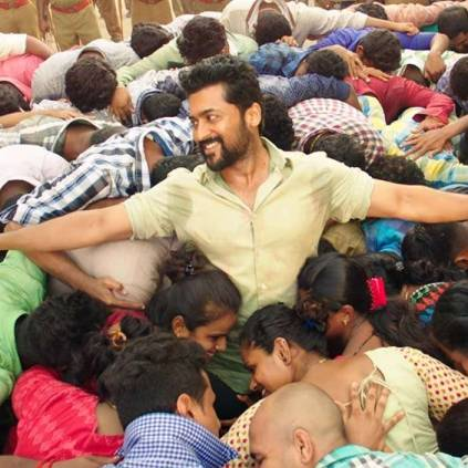 Suriya's NGK organizes a first ever ladies fan show in Kerala