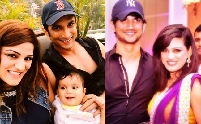 Sushant Singh Rajput's sister Shweta Singh pens an emotional note for her brother