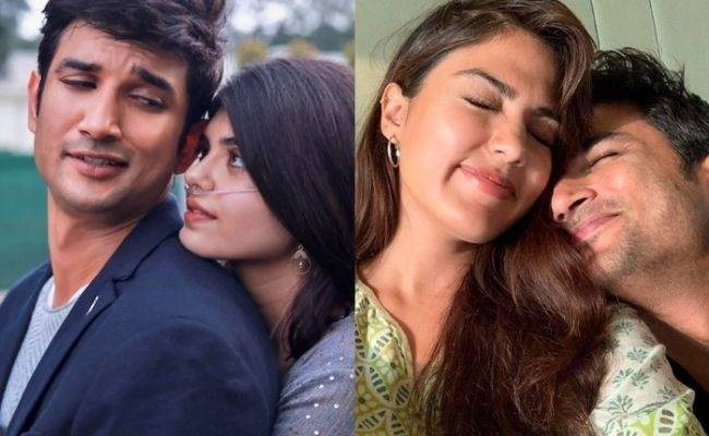 Sushant's girlfriend heartbroken message before the release of his last film Dil Bechara