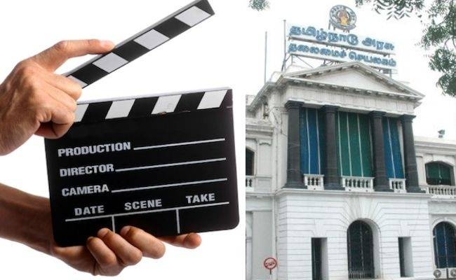 Tamil Nadu Government allows permission for Television shoot only - TV shows shoot allowed