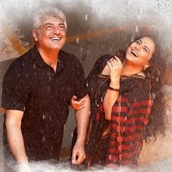 Thala Ajith and Vidya Balan's Agalaathey song from Nerkonda Paarvai out