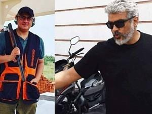 While you wait for Valimai, superhit film of Ajith's to re-release in theatres; Guess which one?