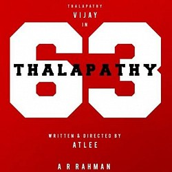 Thalapathy 63 surprise revealed - check out!