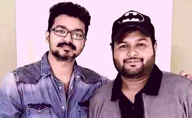 Thalapathy 65 composer breaks on his next - Wrong news, songs would not be released before this