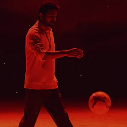 Thalapathy Vijay starts dubbing for Atlee's Bigil produced by AGS