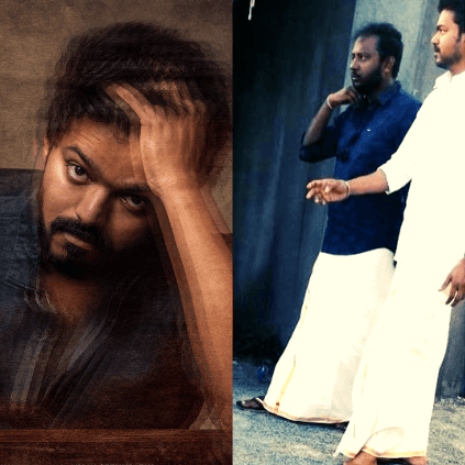 Thalapathy Vijay's traditional veshti look for Pongal is going viral ft. Master