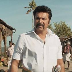 The action packed teaser of Mammootty's Madhura Raja