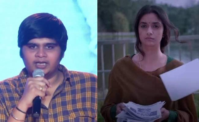 Things you would have missed in Keerthy Suresh's Penguin