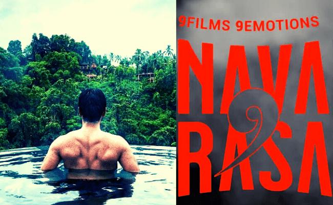 This actor shares his powerful character look from Navarasa; viral pic ft Atharvaa