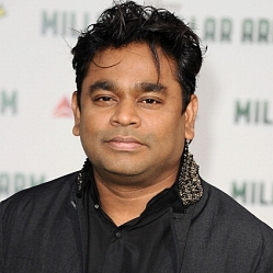 Confirmed: No AR Rahman in this project!