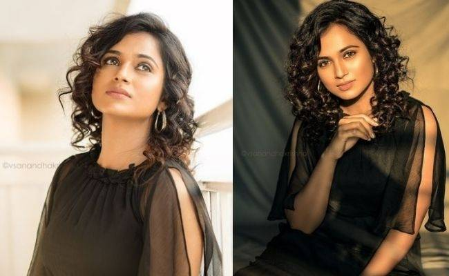 TRENDING: Ramya Pandian's Latest video - Cutest antics with her parrot is unmissable - Watch