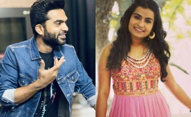 TRENDING: Sivaangi plays piano to this famous STR song; Check out the super cute VIDEO