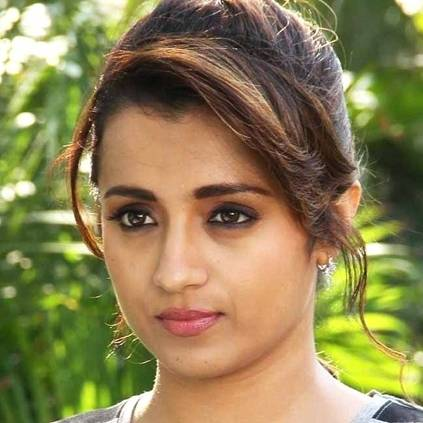 Trisha completes 16 years in the Kollywood industry