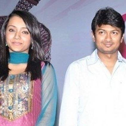 Trisha is not the heroine of Udhayanidhi Stalin's next