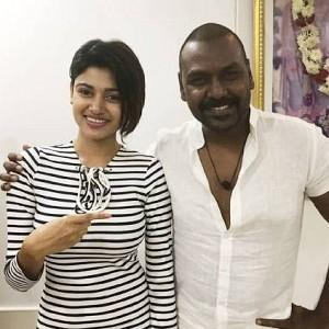 Lawrence adopts 2 government schools - Oviya to join the opening ceremony