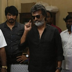 Updates about the role of Rajinikanth's wife in Kaala