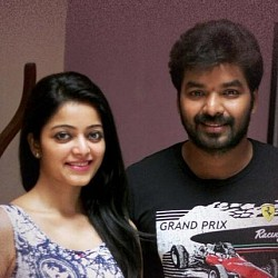 Updates on Janani Iyer role in the film balloon