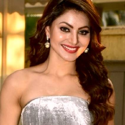 Urvashi Rautela reveals that she missed a role in Thala Ajith and Boney Kapoor's Nerkonda Paarvai