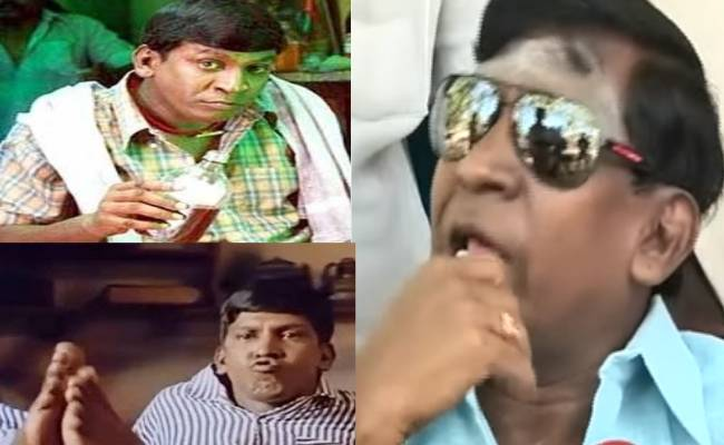 Vaigai Puyal Vadivelu talks about Rajini's decision, Corona and his come back in films.