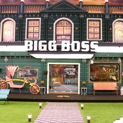 Vanitha Sakshi Kasturi Abhirami Cheran enter Bigg Boss house