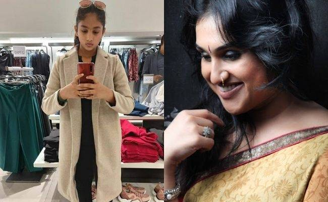 Vanitha's daughter Jovika reacts to her mother's wedding announcement with Peter Paul