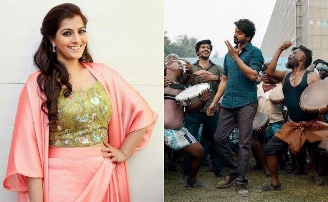 Varalakshmi Sarathkumar and friends dance to Vaathi Coming on this SPECIAL OCCASION