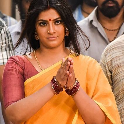 Varalaxmi Sarathkumar's first telugu film Tenali Rama Krishna BABL with Sundeep Kishan and Hansika