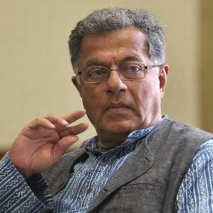 Veteran actor, director and playwright Girish Karnad, aged 81, passes away in Bengaluru