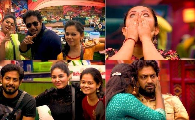 Video from Bigg boss makes housemates emotional - watch