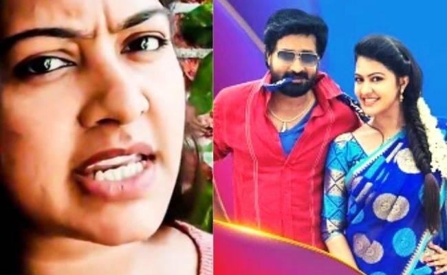 VIDEO: Is Rachita exiting Naam Iruvar Namakku Iruvar serial? Here's what she said