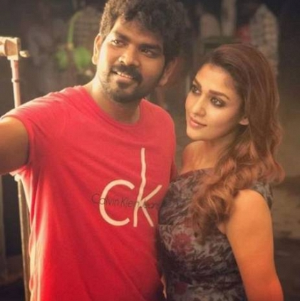 Vignesh Shivn teams up with Nayanthara for Coco Promo song