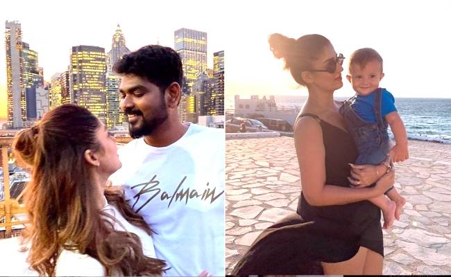 Vignesh Shivn wishes Nayanthara Happy Mothers Day
