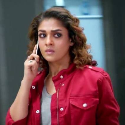 Vignesh Shivn's review on Nayanthara's Imaikkaa Nodigal