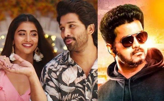 Vijay and AR murugadoss Thalapathy 65 music director Thaman hits record, fans excited for Vijay film