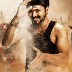 Just-in: A Powerful title for Vijay's Mersal in Telugu