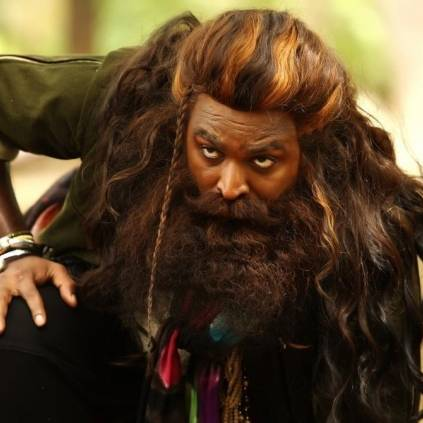 Vijay Sethupathi's bearded look for his next film Laabam is here