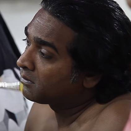 Vijay Sethupathi's Seethakathi making video on Behindwoods