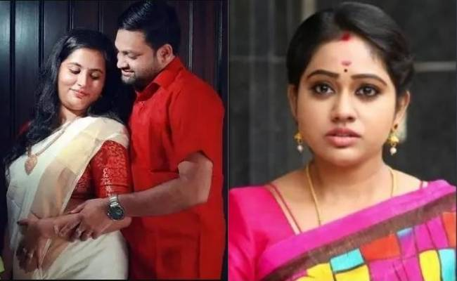 Vijay TV Ponmagal Vandhal fame Meghna's ex marries under lockdown