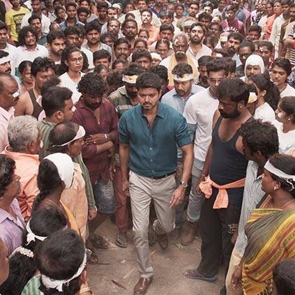 Vijay will not meet the press for Sarkar controversy